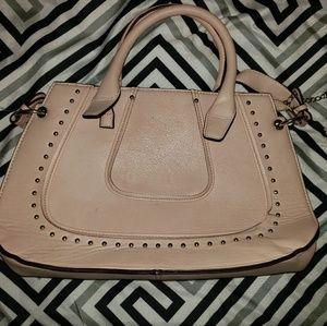 FrancoSarto light pink purse